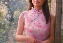 pintura d'autors xinesos