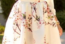 Λουλουδάτες Φούστες