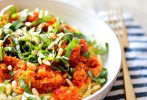 Savory Plant Based Meals