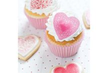 A Lovely Day / Saint Valentine's Day  /  Hearts  /  Things To Have A Lovely Day / by M C