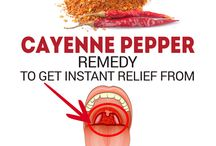 home remedies / by Angela Ayers