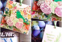 Box of Ideas inspiration/Сундучок Идей