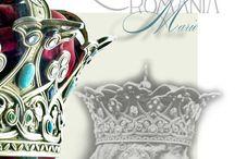 Romania / Royal Jewels of Romania, Rumänien, Queen, king, princess, jewellery, royalty,crown,tiara, historic, diamonds,gems, Marie, Maria