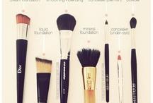 Makeup  / by Natalie Boyd