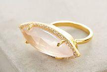 Bijoux: Rings