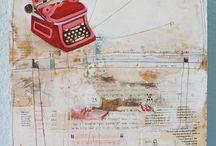 Art Journaling Stuff / by sara
