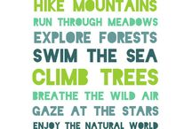 Outdoor quotes