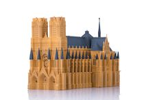 3D Architectural Models / 3D printed architectural scale models by Cr3do