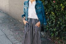 Cool Trend: Culottes, Palazzo Pants, and Wide Leg Trousers