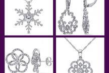 Jewelry - Snowflake Jewelry / 0