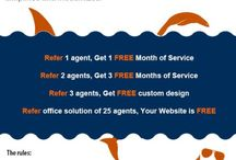 Better than Shark Week & Duck Dynasty put together!  / Our new referral program! If you are a PropertyMinder customer, here are your incentives to refer your friends and colleagues! #RealEstateMarketing #RealEstateReferral