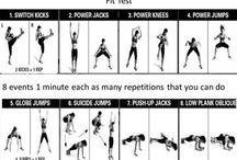 Cool Workouts!