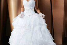 Wedding dress  .vestido de noiva / marriage   casamento
