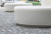 StyleCrete exposed concrete street- and gardenfurniture