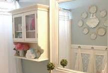 Bathroom Ideas / by Christine Kellogg