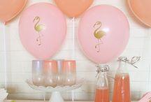 Parties :: Flamingo