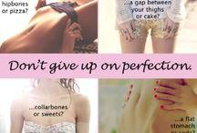 Dreaming of skinny(fit)