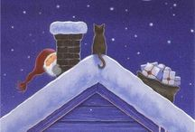 illustrazioni di Natale