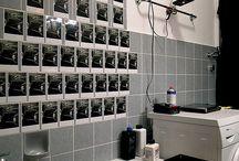 Photo, Darkroom, Printing