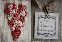 Valentine by Cindy at her Country Home