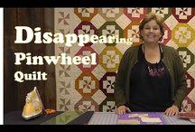 Missouri Quilt video tutoral and patterns / by Nikki LovesToQuilt