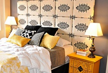 Bedrooms / by Queen Haya