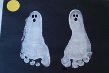 halloween knutsel