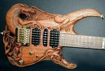 Guitar design / Unusual guitar designs