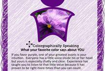 Purple ☂️☯️☮️