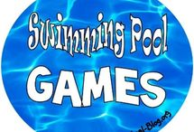 Will's Swimming Party / List of games to play