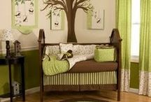 Future Baby Nursery / Ideas I love for future nurseries / by Breann Rodgers