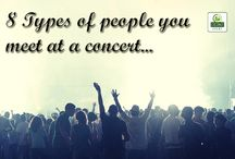 Concert Diaries