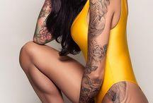 tattoes girls