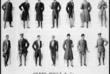 Early 1900s clothing etc