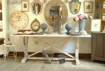 Shabby Chic / by Tammy Griffin