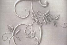 刺繍 / 美しい刺繍たち