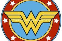 Wonder Woman Party Inspiration