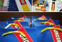 Lego Birthday Party / Getting inspired for an upcoming 6th birthday party :) / by Jacinta B.
