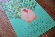 Thanksgiving / by Melinda Sheldon