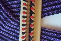 Loom knit
