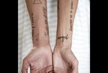 My next tattoos - inspiration