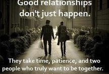 relationships / by Vicki Ishikawa