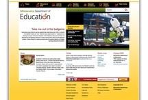 TDC Recent Web Work