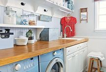 Laundry Ideas / by Holly Jenkins