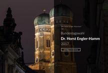 Bundestagswahl 2017 / Bundestagswahl 2017: Infos, Kandidaten, Parteien, Prognosen und Programme