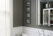 Bathroom Ideas / by Toni Zwart