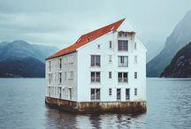 1 maison sur l.eau