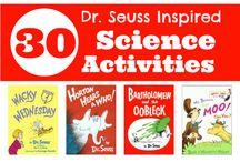 Dr Seuss science activités