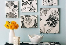 Wall galleries / On this board, I'll pin our favourite designs, creations and other goodies for wall hangings, photo displays and gift ideas. These are ideas from other design aficionados I've become inspired by!