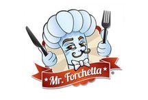 Mister Forchetta / Mister Forchetta il compagno ideale per trovare un posto conveniente dove mangiare!